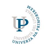 Rezultat iskanja slik za pedagoška fakulteta koper, logo